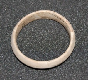 british museum Badarian bangle ivory excavated Mostagedda grave 2211- EA62224
