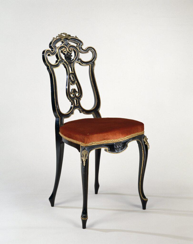 Horrix stoel Rijks Museum Amsterdam